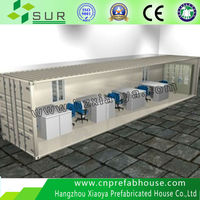 40ft prefabricated house used cargo container prices