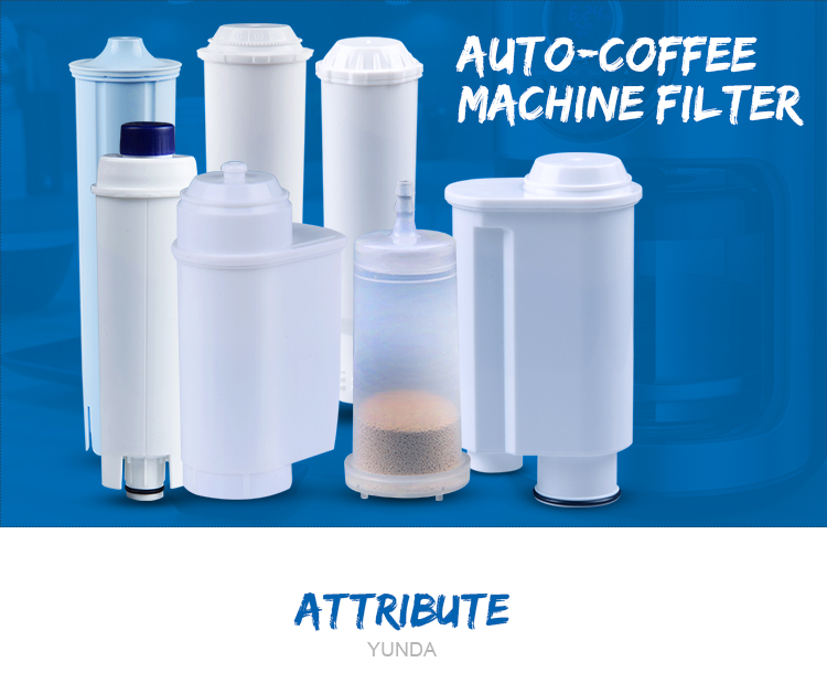 Auto-Coffee Machine Replacement Filter