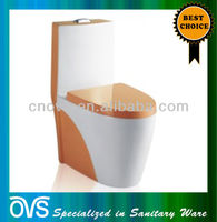 ovs wholesale toilet made in china colored toilet sinks item A3011C