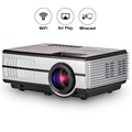 LED Projector Hdmi 1080P HD mini projector wireless