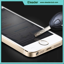 tempered glass screen protector for iphone5 5S