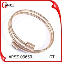2016 Mix Color ladies fashion jewelry rose gold bracelets for women