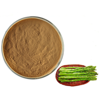 Pure Natural Plant 10:1 Asparagus Extract Powder