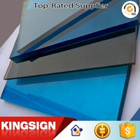 Cheap price custom Discount transparent polycarbonate solid pc sheet
