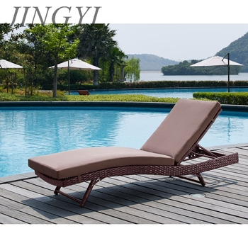 B190 new models iron frame furniture outdoor lounge set