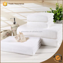 Cheap price home face towel in plastic, luxury disposable face towel