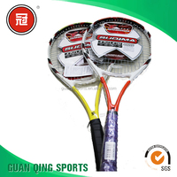 High Quality Logo Printed design your own tennis racket