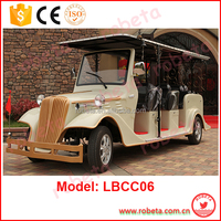 Robeta luxury electric classic car/mini bus