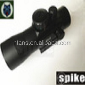 SPIKE Riflescopes Dual illumination 2x42 Red Dot Sight Scope used for Hunting Rifle/Air Guns