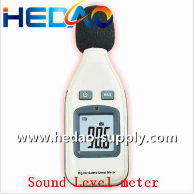 USB Measuring Instruments LED Cheap Digital Sound Level Meter Price