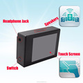 Shoot 3 in 1 Selfie Set for Gopro 3+/4, Screen Adapter + Standard Frame + Touchable LCD screen
