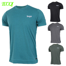 Favorable Price Custom Sport Wear High Quality 160Gsm 100%Ployster Neck Label Dry Fit T Shirt