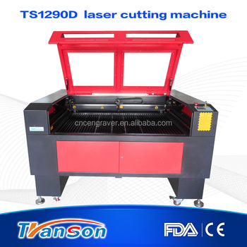 Transon Double Heads laser cutting machine TS6090D