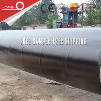 butyl rubber wrapping tape for epoxy coating pipe
