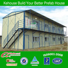 High quality cheap portable prefab bamboo house