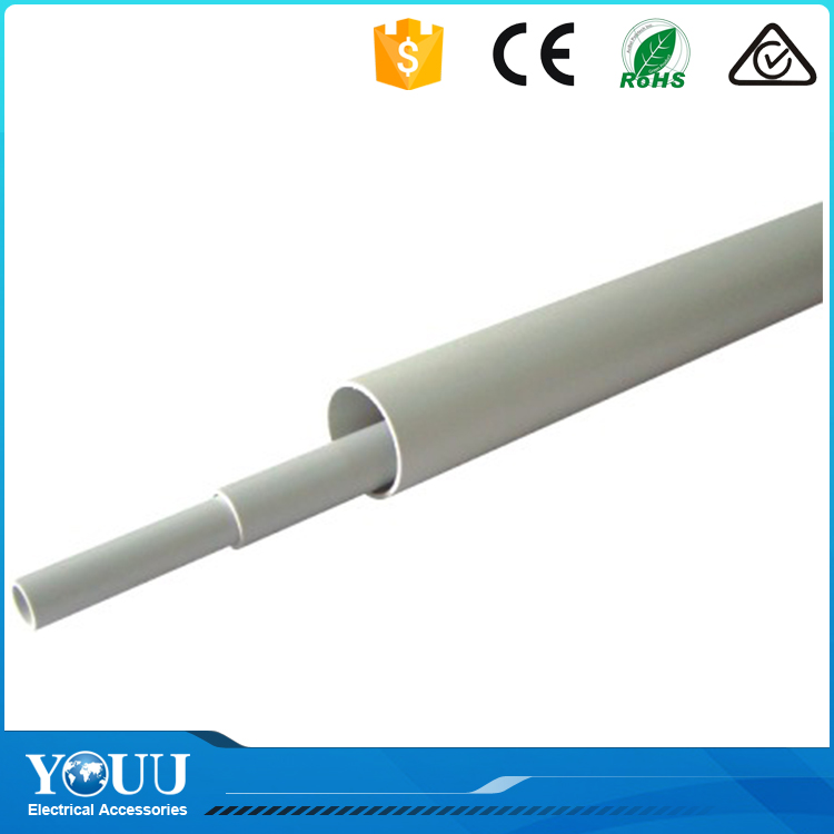 YOUU Import China Products UV Resistant Electrical Pvc Conduit Pipe With Belled Ends