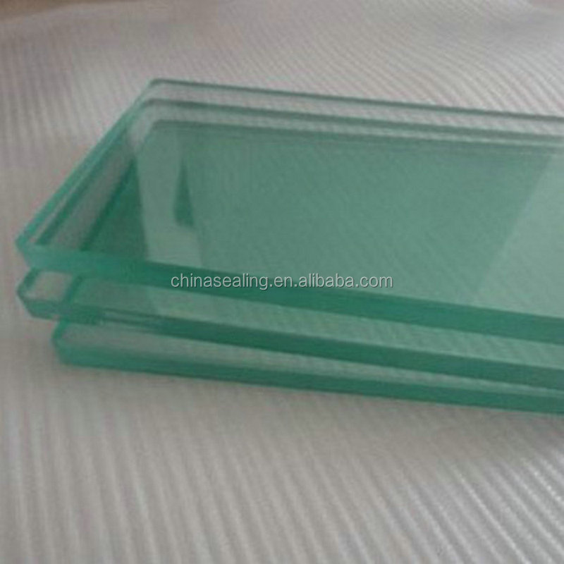 yantai Extra clear float glass Sha he Maker