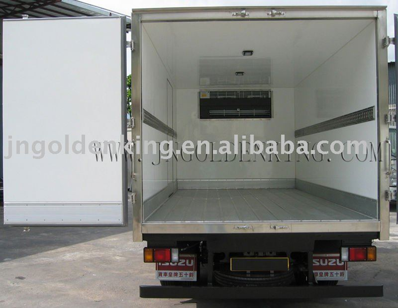 Aluminum M type corrugated flooring for truck body flooring