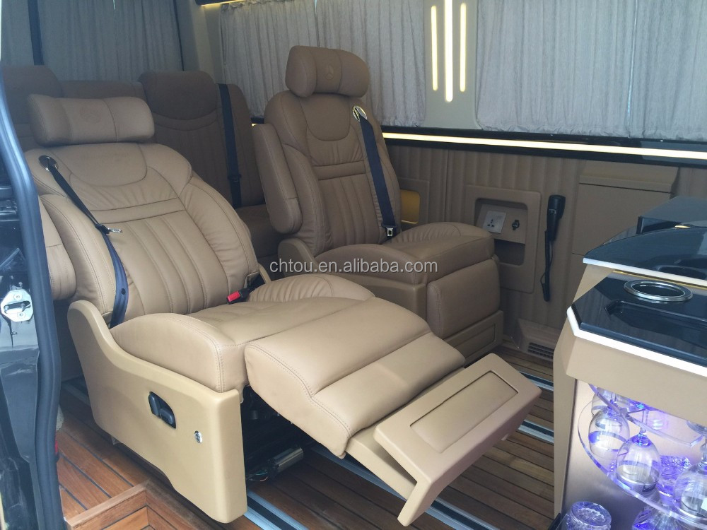 Suzhou Chuangtou customized luxury auto Mercedes captain seats