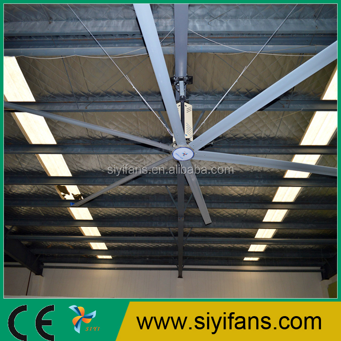 20ft Industrial Air Cooling Large Ceiling Fan