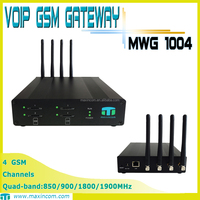 voip gsm gateway/goip gsm gateway provide technical solutions with 4 sim slot