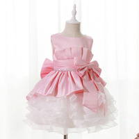 Party Dresses White Kids Clothes Children Wedding Dress For Girls