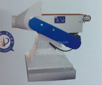 metal faucet surface belt sander