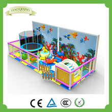 large size kids soft indoor playground bouncy castle
