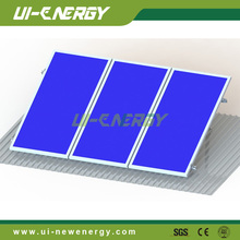 Latest flat tin roof pv mounting brackets solar power systems for sale