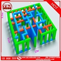 Inflatable maze game Inflatable sports for outdoor game