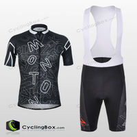 Custom made Cycle clothing/Monton road bicycle suit/bicycle jersey with bib pant quick dry