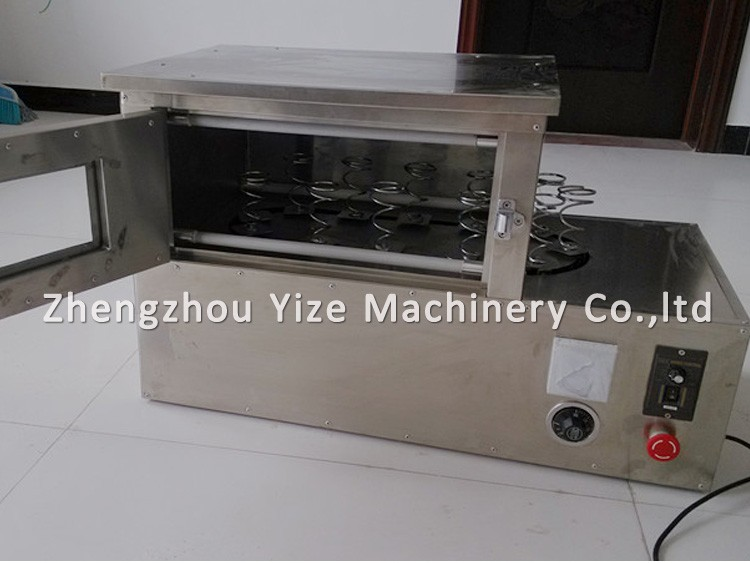 Factory supply pizza cone box  bread bakery equipment for sale (37)