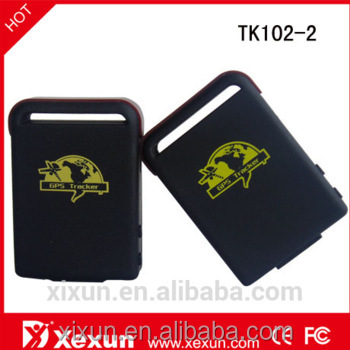 Manufacturer Original XeXun Updated TK102-2 Real Time GPS Tracker TK102 Firmware with Free Software and GSM ID Tracking