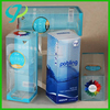 Plastic pvc Box Packaging Clear Pacakging Box Product Box for bottle