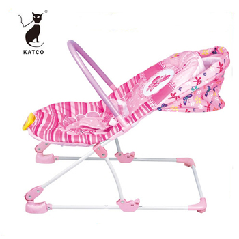 Best selling lovely shake musical toy indoor hanging baby swing chair