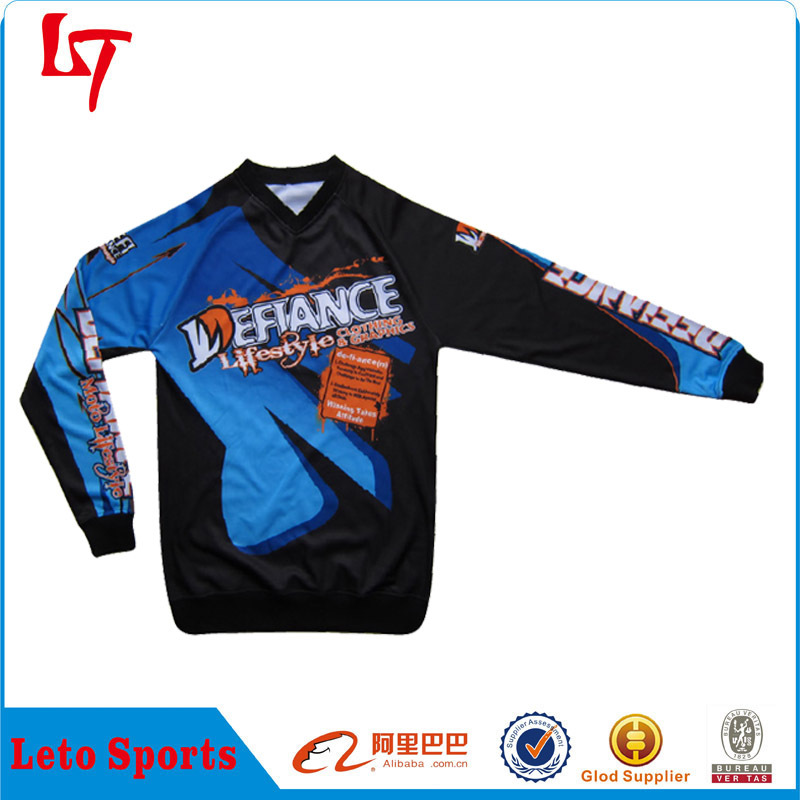 customized chaqueta moto long sleeve motorcycle racing shirts wholesale motocross gear