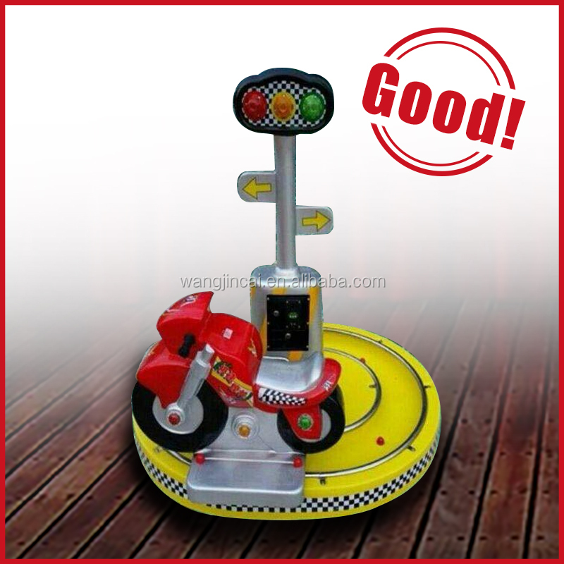 Kids amusement arcade coin operated games amusement park train arcade coin operated games