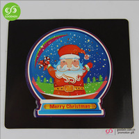 Hot sales latest design Christmas gift magnet photo frame