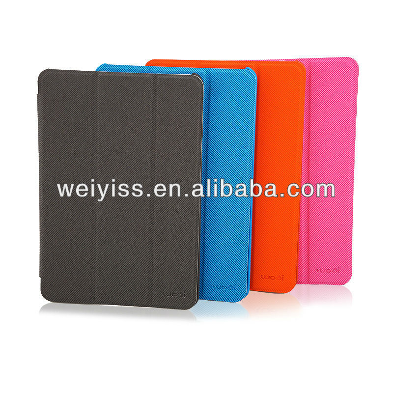 leather tablet case, Muti-color,Double Cover