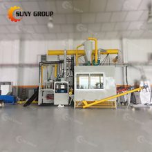 99% purity medical blister package recycling equipment for aluminum plastic separating