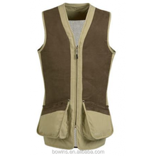 windproof highly breathable hunting Lightweight Clay Shooting Vest