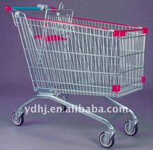 Retail Shopping Trolley Carts for Euro. Market YD-B-180L
