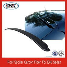 Roof Spoiler for BMW 3 Series E46 4dr Sedan