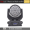 36x4in1 10W zoom wash moving stage light effect disco party