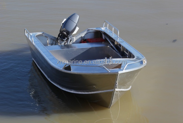 2017 New Style Aluminums Boat / Alloy Landing craft for sale