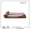 Quality luxury customized brown dog bed sofa