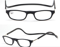 wholesale reading glasses/magnetic clip-on reading glasses