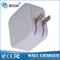 MEOUAN 5V4.8a 24w dual port usb travel wall charger