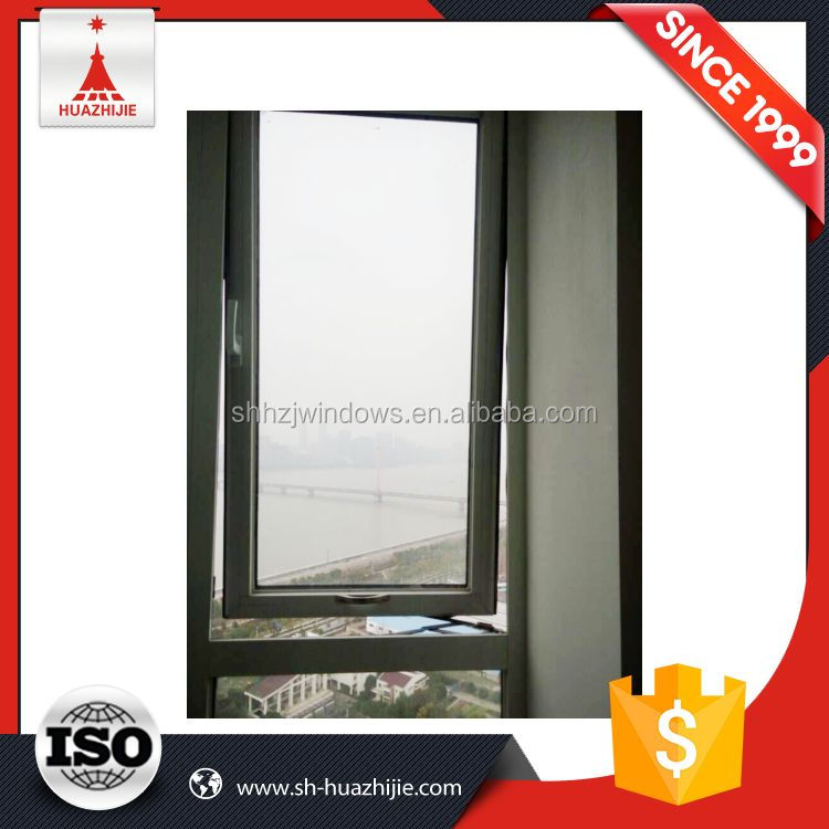 Factory best quality aluminum clad hung window
