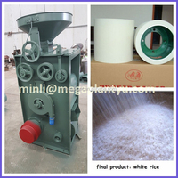 SB-10D small portable rice mill milling machine price